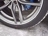 Scuffs by Rimblades Alloy Wheel Rim Protectors-SILVER