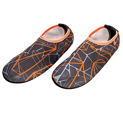 Zapatos De Agua, Zapatillas De Playa Rayas