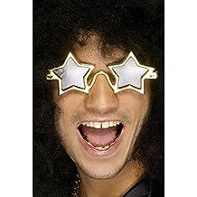 Smiffys - Gafas de sol Gafas de ajuste del traje de Carnaval de piedra
