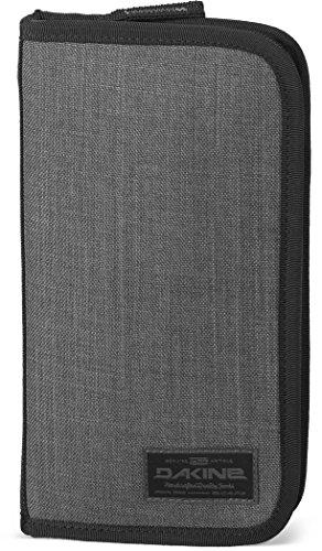 DAKINE, Custodia imbottita da viaggio Uomo, modello Carbon, Grigio (Carbon), 25 x 14 x 3 cm, 1 litro