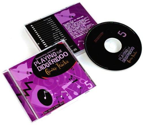 Erfahren Sie, wie zu spielen das Didgeridoo CD-5-Groove Tracks