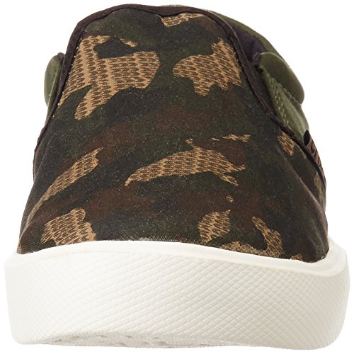Crocs Citilane Novelty Slipon Snkr, Baskets Basses Mixte Enfant Vert (Camo)