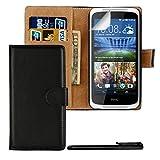 4in1 Hülle für HTC Desire 526G - Handyhülle Flip Case