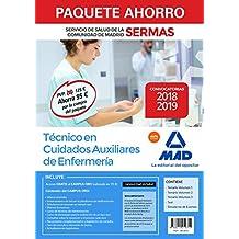 Técnico en Cuidados Auxiliares de Enfermería del Servicio de Salud de la Comunidad de Madrid.