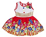 Retaaz Girls Empire Frock (3-6 Months, R...