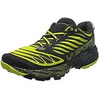 La Sportiva Trekking & Hiking Shoes Akasha Black / Sulphur 47m