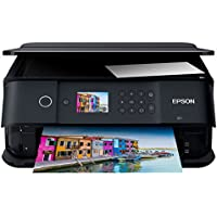 Epson Expression Premium XP-6000 Print/Scan/Copy Wi-Fi Printer, Black