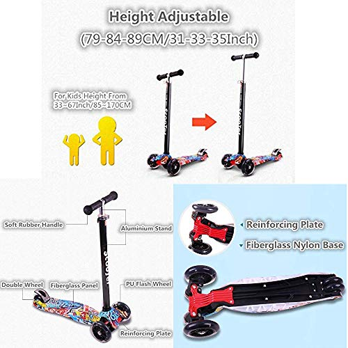 Zoom IMG-3 vinteky scooter per bambini con