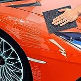Bamoer Auto Vernice Graffi Riparazione,rimuovi Graffi,Nano-Meter Scratch rimozione Panno, Riparazione Graffi e Strong Decontamin, Permanente Resistente all' Acqua Professionale Riparazioni Graffi
