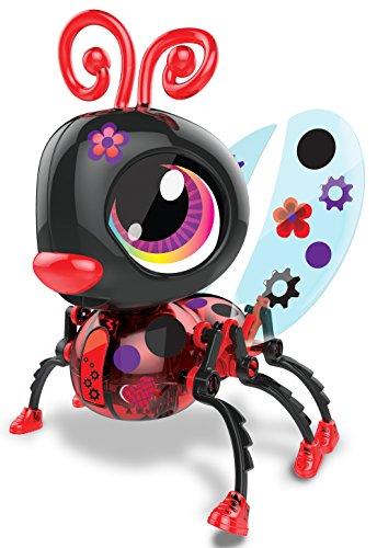 Build a Bot Construir un Bote Ladybird Robot Bug