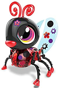 Build a Bot Construir un Bote Ladybird Robot Bug