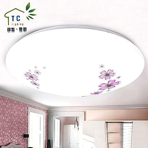 Le luci LED , 41 camera da letto Cherry Blossoms cm non-polo 48 W