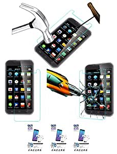 Acm Pack Of 3 Tempered Glass Screenguard For Iball Andi 5-E7 Mobile Screen Guard Scratch Protector
