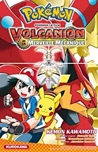 Pokémon, le Film : Volcanion et la Merveille Mécanique Edition simple One-shot