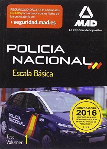 Policía Nacional Escala Básica.: 1