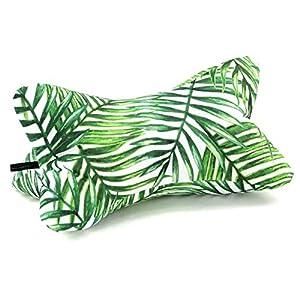 Lesekissen Bücherkissen Leseknochen Strandkissen Yogakissen Nackenkissen Bali Verde von Beletage
