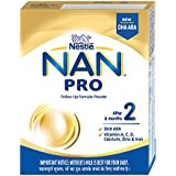 Nestlé NAN PRO 2 Follow-Up Formula-Powder (After 6 months), Stage 2- 400g Bag-In-Box Pack