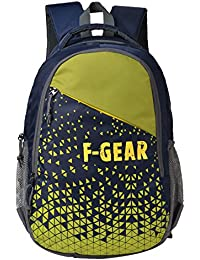 F Gear Radiant Nbgn 30 Ltrs Navy Blue Casual Backpack (Radiant NBGn)