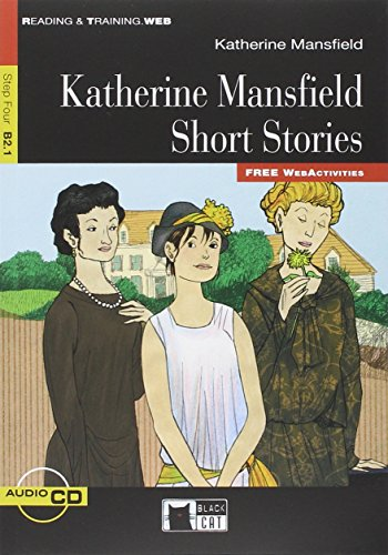 short-stories-con-cd-audio