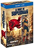 La mort de Superman - Edition limitée avec figurine [Blu-ray] [Édition Limitée Blu-ray + DVD + Figurine]