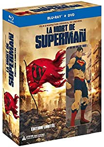 The death of superman [Blu-ray] [FR Import]