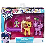 Hasbro My Little Pony-B9850ES0 Principessa Twilight Sparkle Set Coppie di Amici, B9850ES0