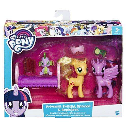 Hasbro My Little Pony B9850ES0 - Königliche Freunde Prinzessin Twilight Sparkle, Spielset