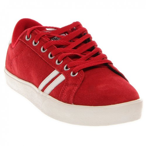 Emerica THE LEO 6102000065, Chaussures de skateboard homme Rouge