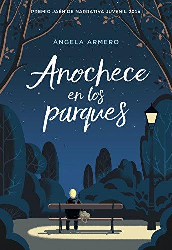 Anochece en los parques por Ángela Armero
