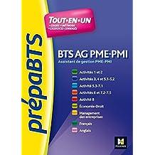 PREPABTS - Toutes les matières - BTS Assistant de gestion PME PMI - Nº3