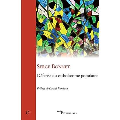 Défense du catholicisme populaire