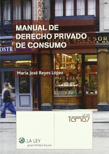 Manual de derecho privado de consumo (la ley, temas) Descarga gratuito EPUB