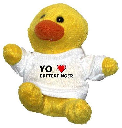 pollo-de-peluche-llavero-con-amo-butterfinger-en-la-camiseta-nombre-de-pila-apellido-apodo