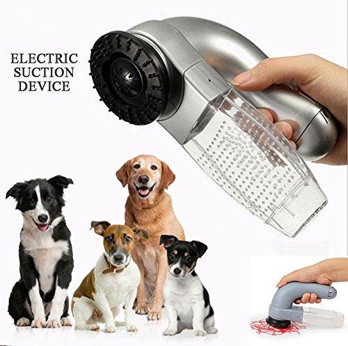 Elektrisches Haustier Haar Sauggerät Bequeme Massage Sauber Hund Katze Schwimmende Haar Staubsauger Klebriges Haar Zu Putzen