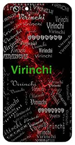 Virinchi (Brahma) Name & Sign Printed All over customize & Personalized!! Protective back cover for your Smart Phone : Moto G3 ( 3rd Gen )