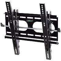 Hama TV-Wandhalterung Motion, neigbar, für 81-107 cm Diagonale (32-42 Zoll), für max. 50 kg, VESA bis 400 x 400, Wandabstand 4,2 cm, schwarz