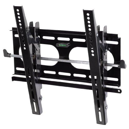 Hama TV-Wandhalterung TILT, neigbar, für 81 - 107 cm Diagonale, 32 - 42 Zoll, für max. 50 kg, VESA bis 400 x 400, Wandabstand 4,2 cm, schwarz (2009 32-zoll-tv)
