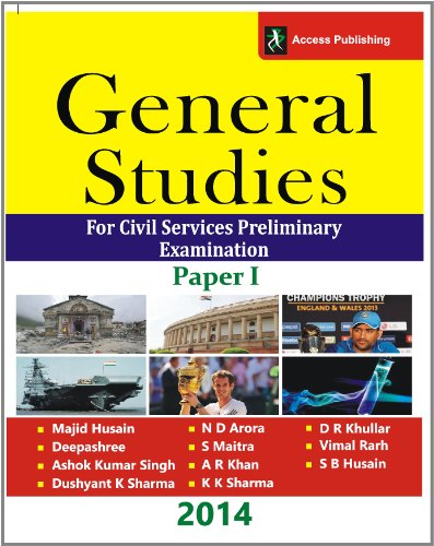 General Studies: For Civil Services Preliminary Examination Paper - I