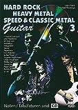 Hard Rock - Heavy Metal - Speed Metal / Hard Rock - Heavy Metal - Speed Metal Guitar 3: Lead Guitar