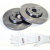 Autoparts-Online Set 60002695 Bremsen Bel/äge vorne hinten