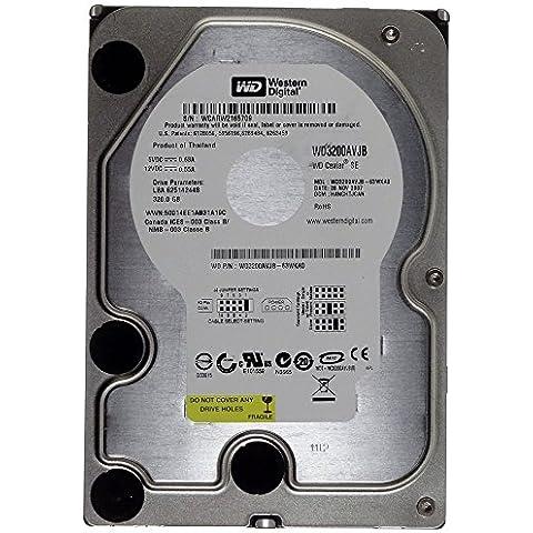 Western Digital Disco fisso 320 GB HDD