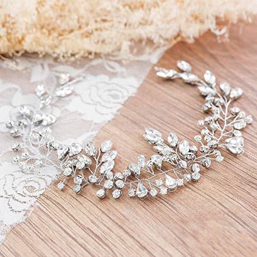 e52e25ff4b86 Jovono matrimonio sposa con testa accessori capelli usato Spedito ovunque  in Italia