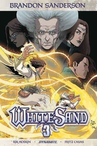 Preisvergleich Produktbild Brandon Sanderson's White Sand Volume 3