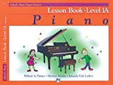 Alfred's Basic Piano Lesson Book 1A --- Piano - Palmer, Manus & Lethco --- Alfred Publishing