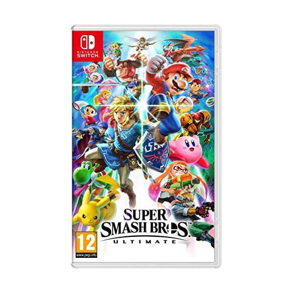Super Smash Bros. Ultimate Twister Parent 51xojkBWgdL