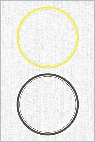 Avery 62019 Círculo Blanco 8pieza(s) - Etiqueta autoadhesiva (Blanco, Círculo, Papel, 7,3 cm, 8 pieza(s), 2 pieza(s))