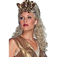 Clash Of The Titans tm Athena tm Salon Quality Wig. Adult one Size (peluca)
