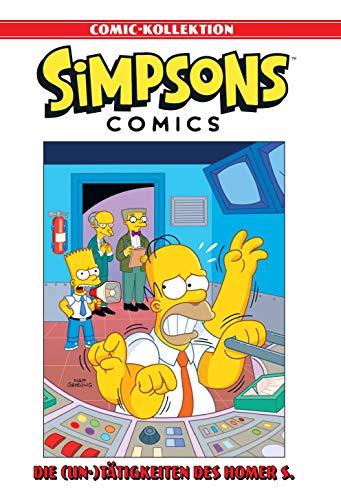Simpsons Comic-Kollektion: Bd. 40: Die (Un-)Tätigkeiten des Homer S.