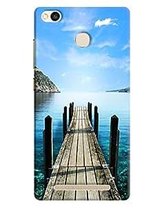 Back Cover for Xiaomi Redmi 3S Prime