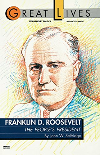 Franklin D. Roosevelt (Great Lives)